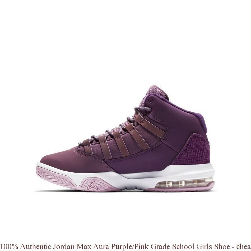 Authentic Jordan Max Aura Purple/Pink