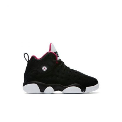 25a69df83f Excellent Jordan Jumpman Team II Black/Pink Preschool Girls Shoe - buy nike  shoes online vietnam - S0235