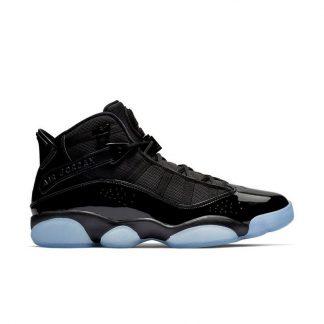 new style 8471a 75554 Perfect Quality Jordan 6 Rings Black White Mens Basketball Shoe - cheap nike  shoes mens - Q0398 ...