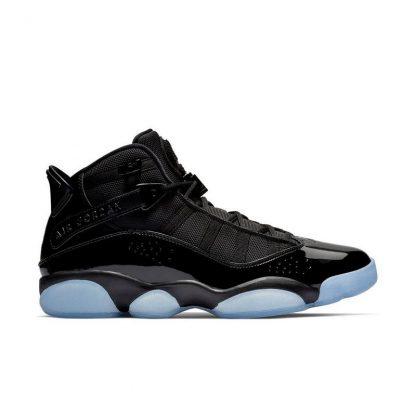 Perfect Quality Jordan 6 Rings Black/White Mens Basketball Shoe - cheap  nike shoes mens - Q0398